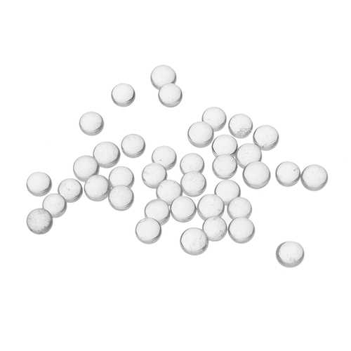 100g PVC Rice Ball DIY Slime Kit Accessories Transparent PVC Ball
