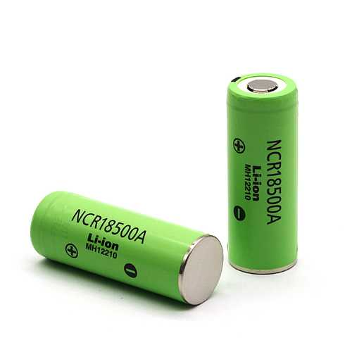 1PC NCR18500A 3.7V 2040mAh Li-ion Battery for Frsky X-Lite Radio Transmitter