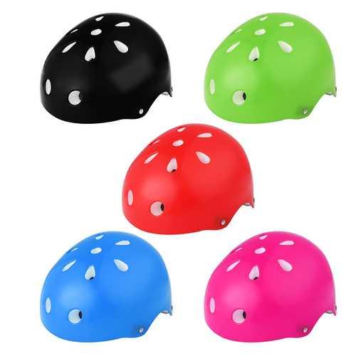 BIKIGHT Adjustable Lightweight Kids Bike Skate Protective Helmet Cycling Scooter Skateboard Bike Helmet