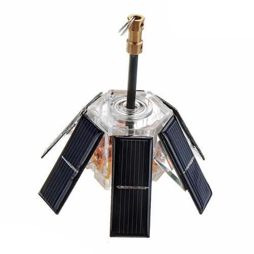 STARK-21 DIY Hanging Type Maglev Magnetic Levitation Motor Model Solar Powered 300-1500rpm/min