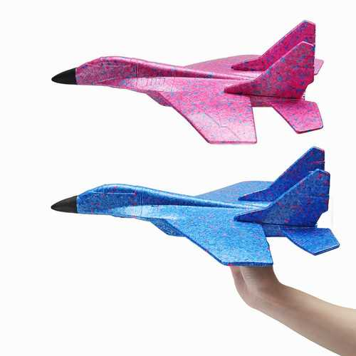 44cm EPP Plane Toy Hand Throw Airplane Launch Flying Glider Outdoor Plane Model