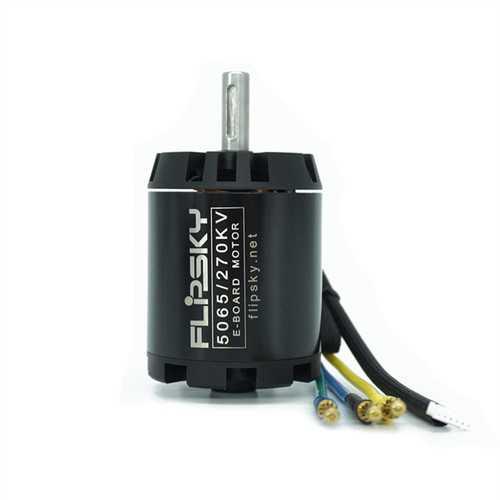 Flipsky 5065 270KV 1550W Brushless Sensored Motor Shaft 8mm for Electric Skateboard Rc Model