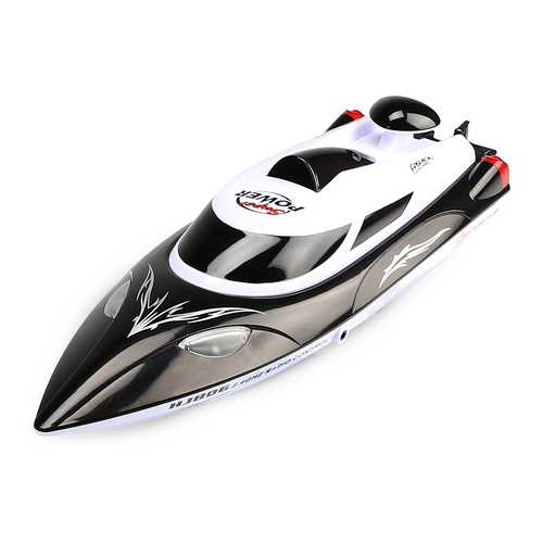 HJ806 RC Boat High Speed 35km/h 200m Control Distance Fast Ship With Cooling Water System
