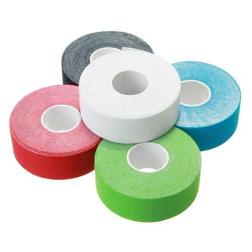 2.5cmx5m Kinesiology Elastic Medical Tape Bandage Sport Physio Muscle Ankle Pain Care Support