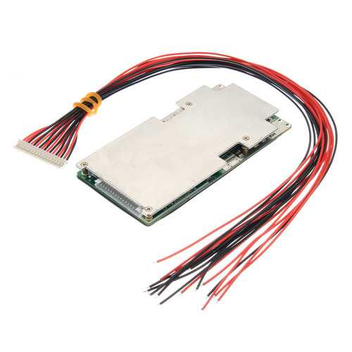 16 String 45A 48V Lithium Battery Protection Board with Balance