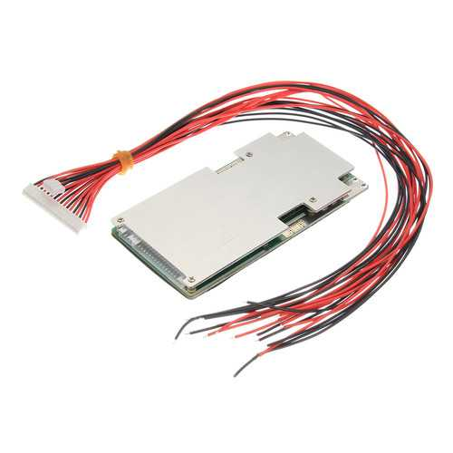 20 String 45A 72V 84V Lithium Battery Protection Board with Balance Board