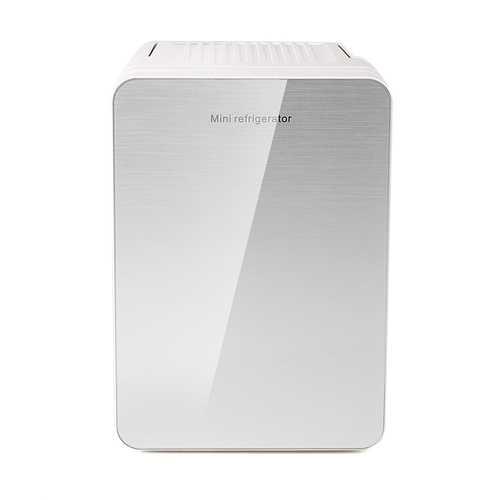 20L Auto Mini Car Refrigerator Portable Freezer Rapid Refrigeration Household Single Core Cooler