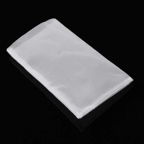 "20Pcs 100u 2.5"" x 4.5 Reusable Rosin Press Filter Tea Bags Nylon Mesh Micron Screen Rosin Bag"