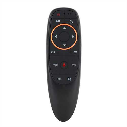 G10 2.4GHz WIFI Googlo Assistant Voice Remote Control Air Mouse