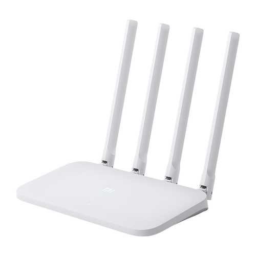 Xiaomi Mi 4C Wireless Router 2.4GHz 300Mbps Four 5dBi Antennas Wireless WIFI Router