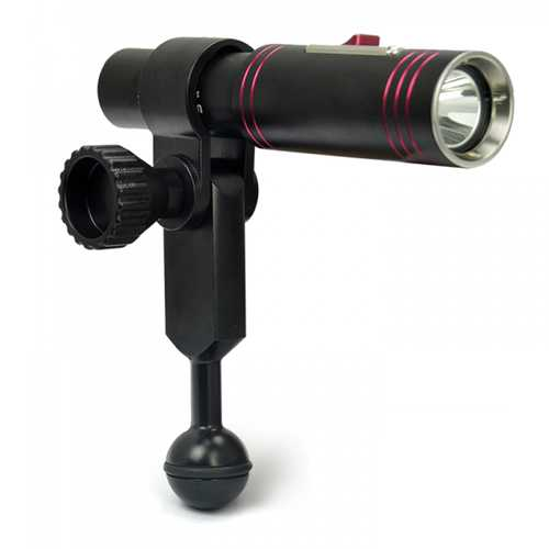 Archon YS-24 Flshlight Clip Bracket for Diving Flashlight