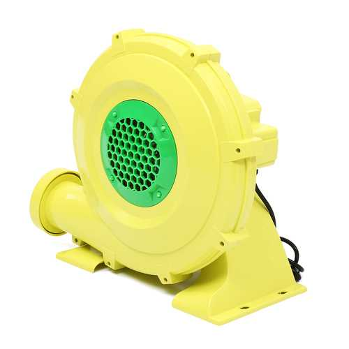 110V/220V Air Pump Blower For Bubble Tent Inflatable Stargazing Camping