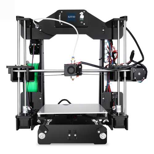 "EZT® Z1+L 3D Printer Kit 220*220*240mm Printing Size Support Laser Printing/Intelligent Leveling/Multi-Language Switch with TFT1.44"" LCD Display"