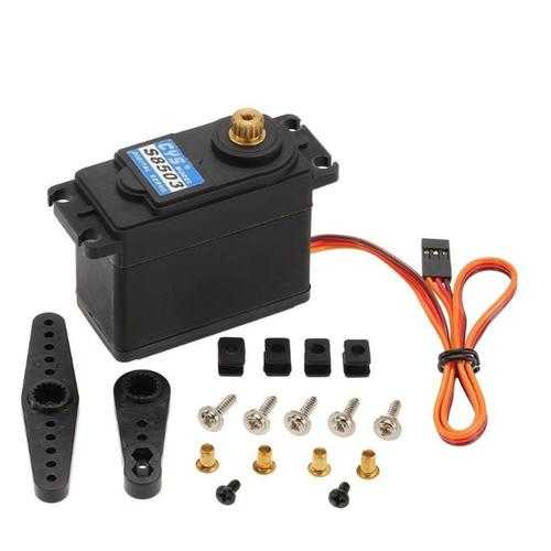 CYS-S8503 30KG Digital Metal Gear Servo for 1/5 Redcat HPI Baja 5B SS RC Car Gas Buggy Monster Truck