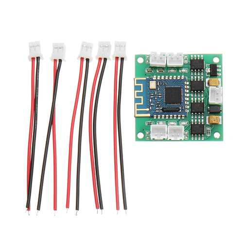 Lantian 3.7-12V 1.5A Bluetooth Mobile Phone Remote Control Speed Motor Drive Board for RC Car Boat