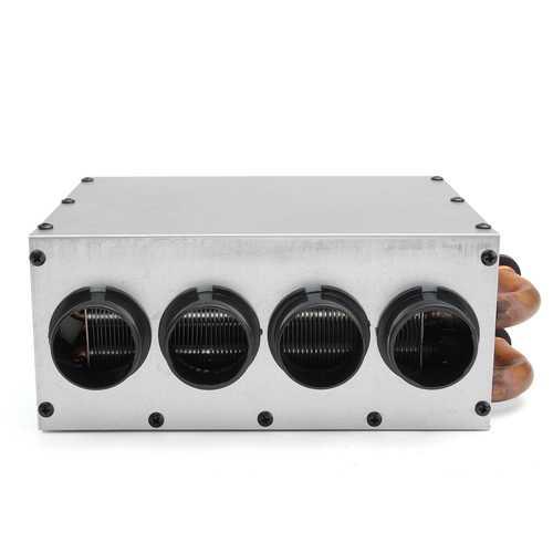 12V 80W Universal Defroster Demister Underdash 3-Speed Switch Car Air Heater