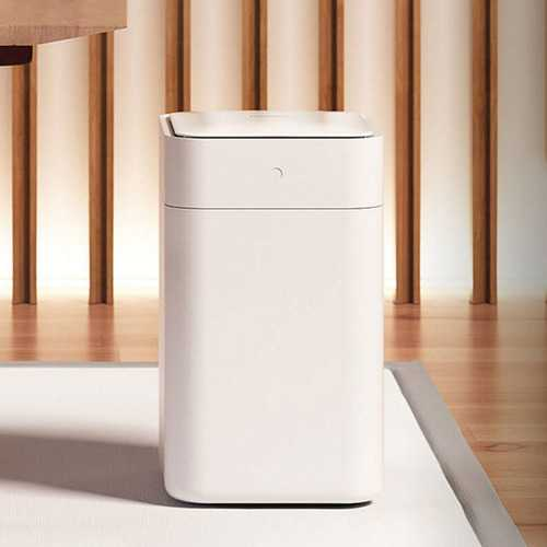 XIAOMI Mijia Townew T1 Trash Can Auto Sealing Induction Cover Waste Bins With 1 Garbage Box