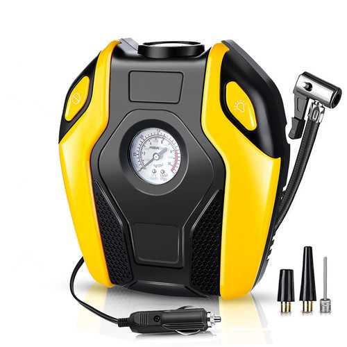 12V 150PSI Car Tyre Inflator ortable Electric Digital Bike Inflator Air Compressor Pump
