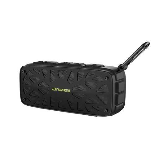 AWEI Y330 Wireless bluetooth Speaker Dual Units FM Radio TF Card Portable Outdoors Stereo Subwoofer