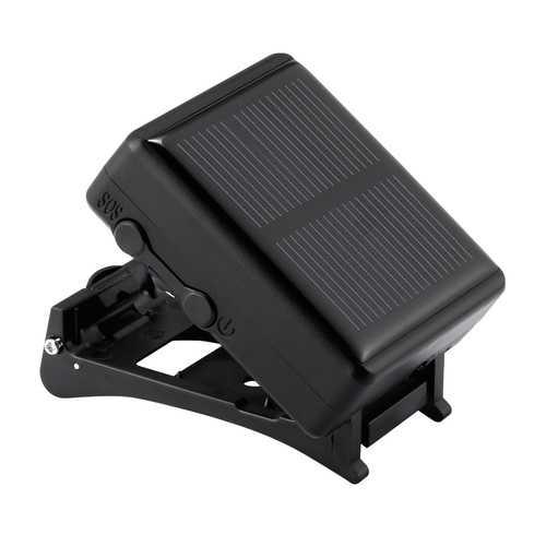 RF-V26+ Solar GPS Tracker Waterproof SOS Alarm Locator 4 Frequency GSM WiFi Tracking for Animal Car