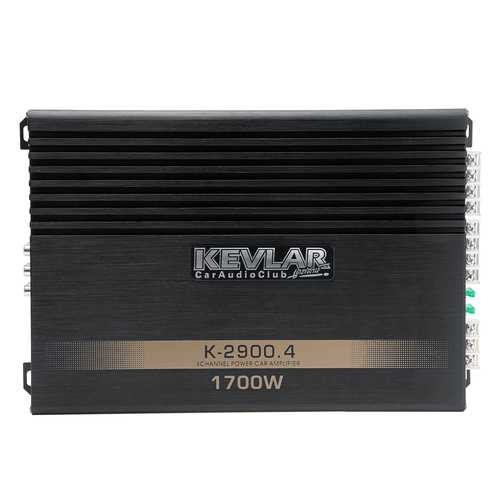 1200W 4-Channel Car Amplifier Stereo Mono Car Audio Power Amplifier Class AB Amp