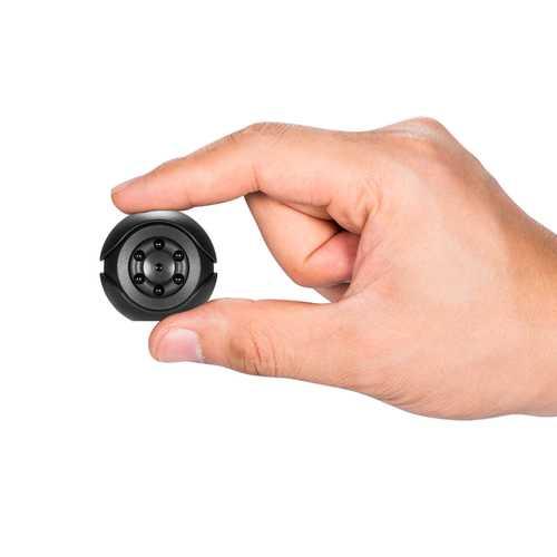 iMars SQ6 1080P FHD Mini Sport Surveillance Outdoor Camera Mobile Detection Night Vision Shooting