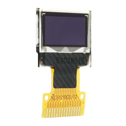 0.49 inch OLED Display Serial LCD Display IIC Interface Arduino Display