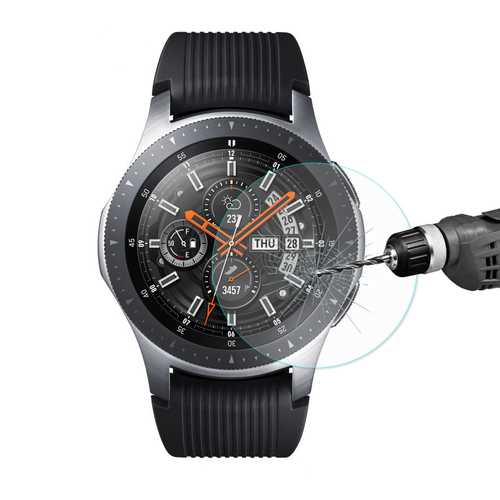 Enkay 0.2mm 2.5D Tempered Glass Screen Protector For Samsung Galaxy Watch 46mm 2018