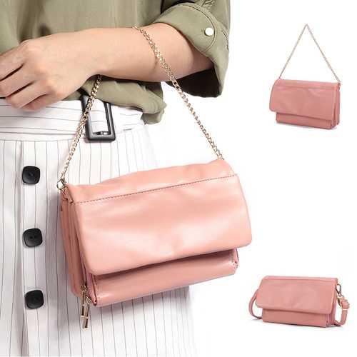 Brenice Women Leisure Multifunctional Crossbody Bag Clutch