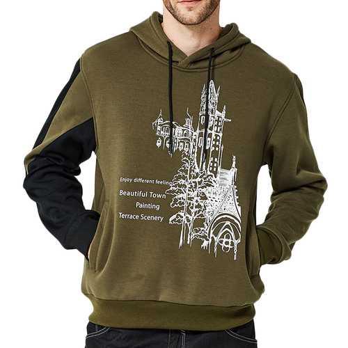 High Street Leisure Loose Men's Hoodies Sweatshirts