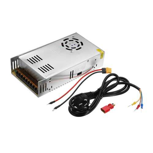 12V 25A 300W Switching Power Supply Adapter for ISDT Q6 Plus Q6 Pro B6 NANO Batttery Charger