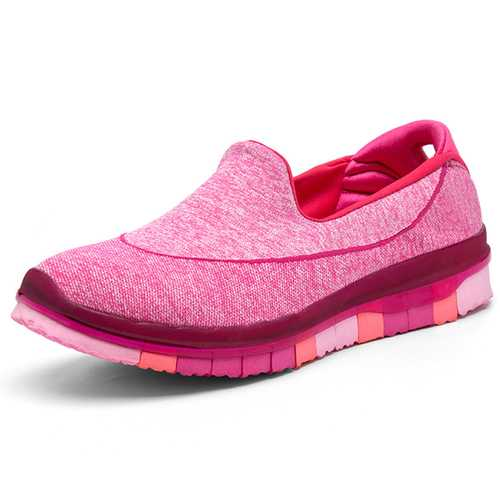 Comfortable Women Lazy Shoes Slip On Sneakers