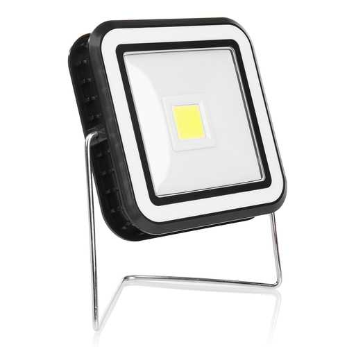 150LM 3W Outdoor COB LED Work Light Camping Hiking Tent Emergency BBQ Lamp