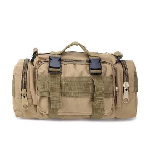 Hunting Bag Travel Shoulder Tactical Bag Men Women Waterproof Nylon Outdoor Molle Pouch