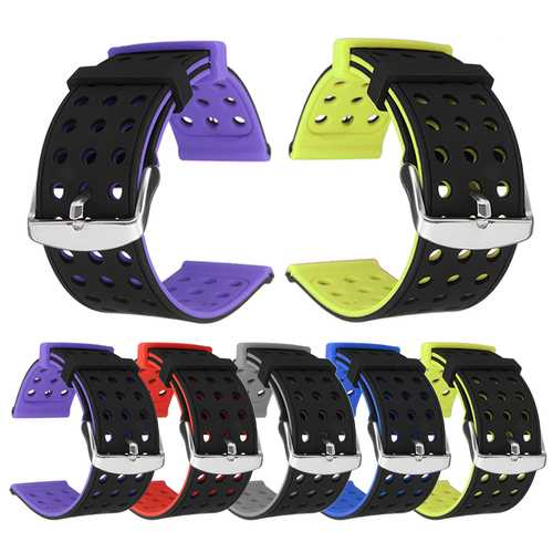 Bakeey Replacement Silicone Rubber Classic Smart Watch Band Strap For Fitbit Versa