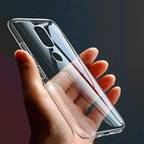 Bakeey™ Transparent Clear Soft TPU Back Cover Protective Case for Nokia X6