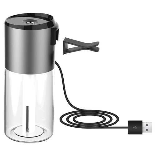 BC35B 5V 1A QC3.0 Second Generation Mini USB Car Air Spray Aroma Humidifier