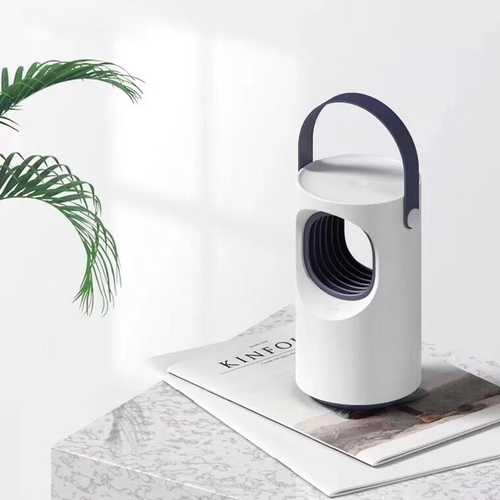 Home Smart USB Charging Electronic Ultra Silent 360 Degree Safe Pest Control UV Mosquitoes Lamp Pest Killer