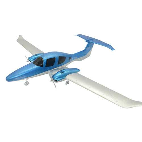 GD-006 DIY EPP 548mm Wingspan DIY RC Airplane RTF Built-in Battery