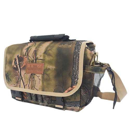 TRUE ADVENTURE Outdoor Tactical Shoulder Messenger Bag Oblique Span Military Camouflage Molle Pouch