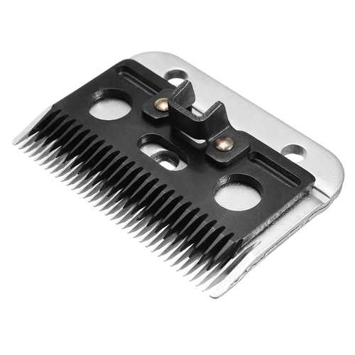 Carbon Steel Pet Dog Cat Horse Clipper Blade Hair Grooming Trimmer Blade