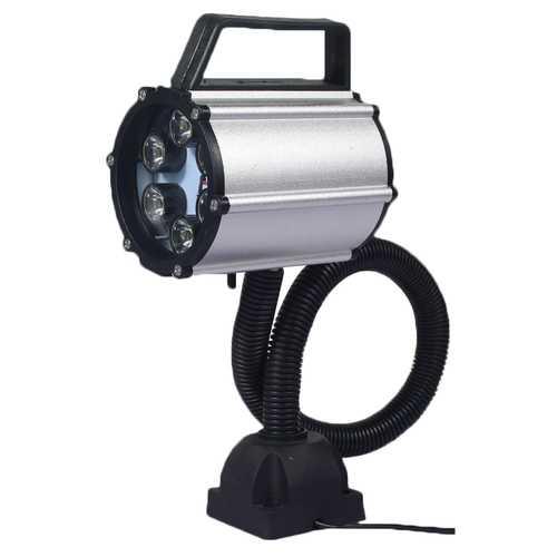 5W 90-220V 500mm SHCD 50F Industrial CNC Machine Lathe Tool Light Milling Machine Work Light Lamp With Fixed Base Waterproof LED Light