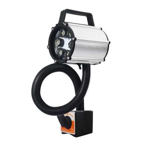 7W 90-220V 500mm SHCD 50F Industrial CNC Machine Lathe Tool Light Milling Machine Work Light Lamp With Magnetic Base Waterproof LED Light