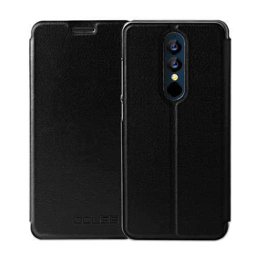 OCUBE Luxury Stand Flip PU Leather Protective Case Cover For UMIDIGI A1 PRO