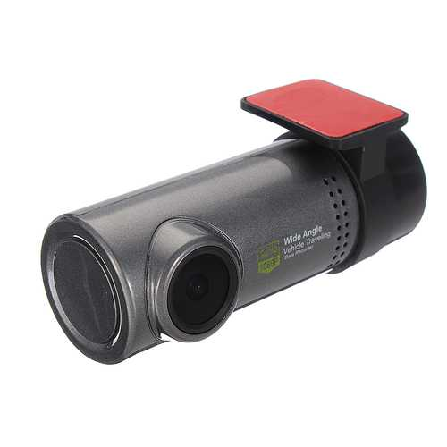 1080P FHD WiFi Hidden Sport Camera Buit in Microphone Automatic Cycle Video Recording
