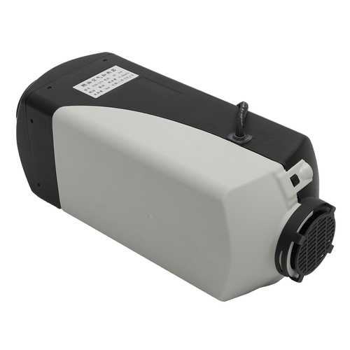 DC 12V 8000W Knob Switch Single Hole Diesel Car Heater
