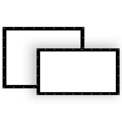 250 Inch 4:3 16:9 HD Projector Display Screen Football Match Home Club Cinema Theater