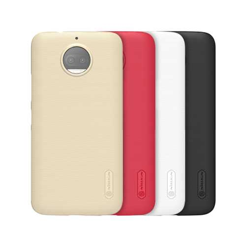 NILLKIN Frosted Shield PC Hard Back Protective Case For Motorola MOTO G5S Plus