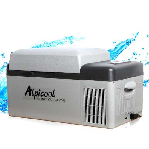 20L 12/24V Portable APP Conrtol Car Refrigerator Freezer Camping Boating Caravan Bar Mini Fridges