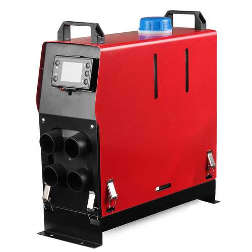 12V 5000W Car Heater LCD Dynamic Display Remote Control